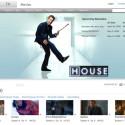 Hulu Logo and interface