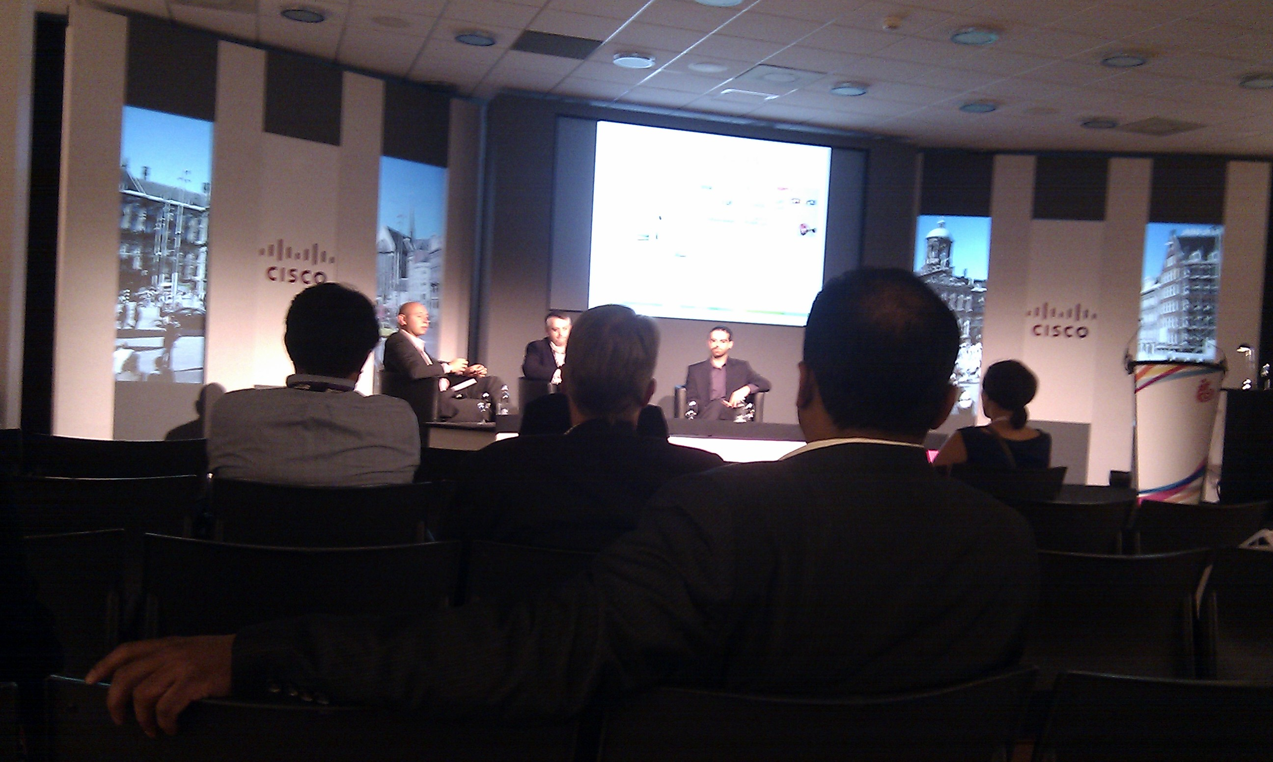 Cisco Business Session IBC 2011