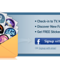 GetGlue Social TV Second Screen application