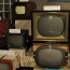 Multi-screen television - Historical TV sets