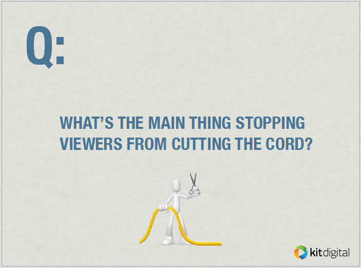 Presentation 10 Things You Need To Know About The Future of Television