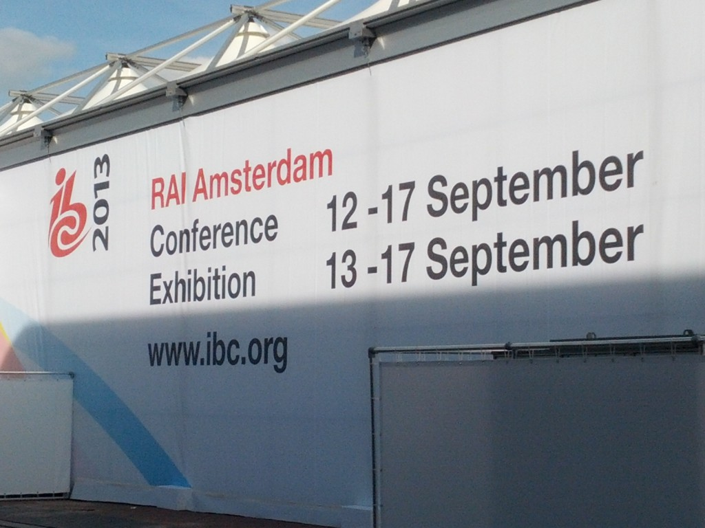 Conference and Exhibition Dates IBC 2013 Amsterdam