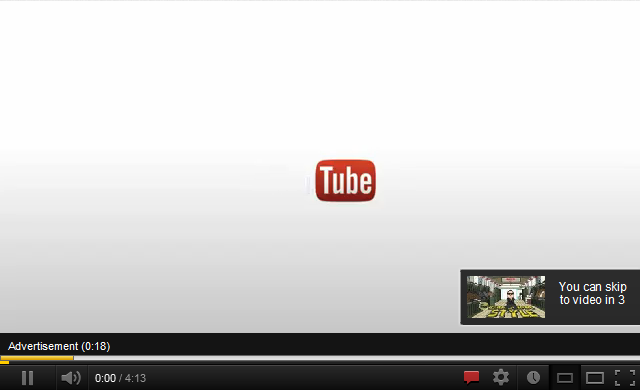TrueView Video Ads YouTube