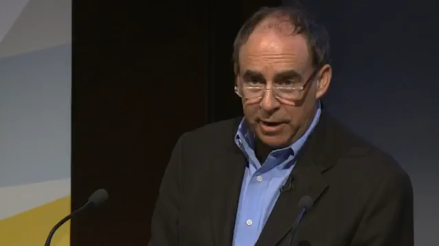 Saul Berman from IBM on The End of Television at IBC 2012