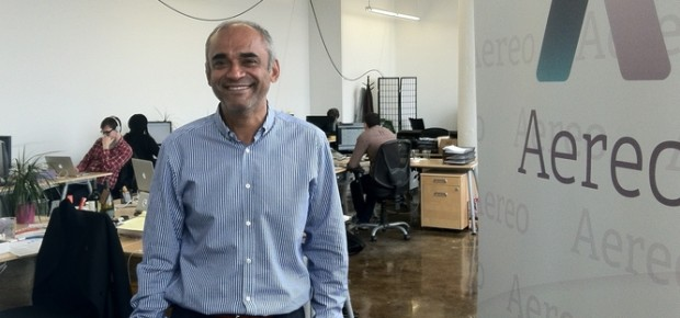 Aereo CEO Chet Kanojia