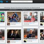 NextGuide.tv - Recent favorites